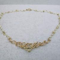 gouden collier .Arnhem