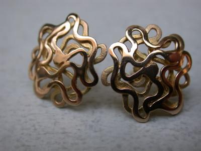 oorbellen goud serie afbeeldingen arnhem