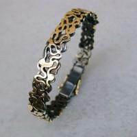 xfs_500x400_s80_gezwart zilver gebeitst zilver met goud  armband arnhem